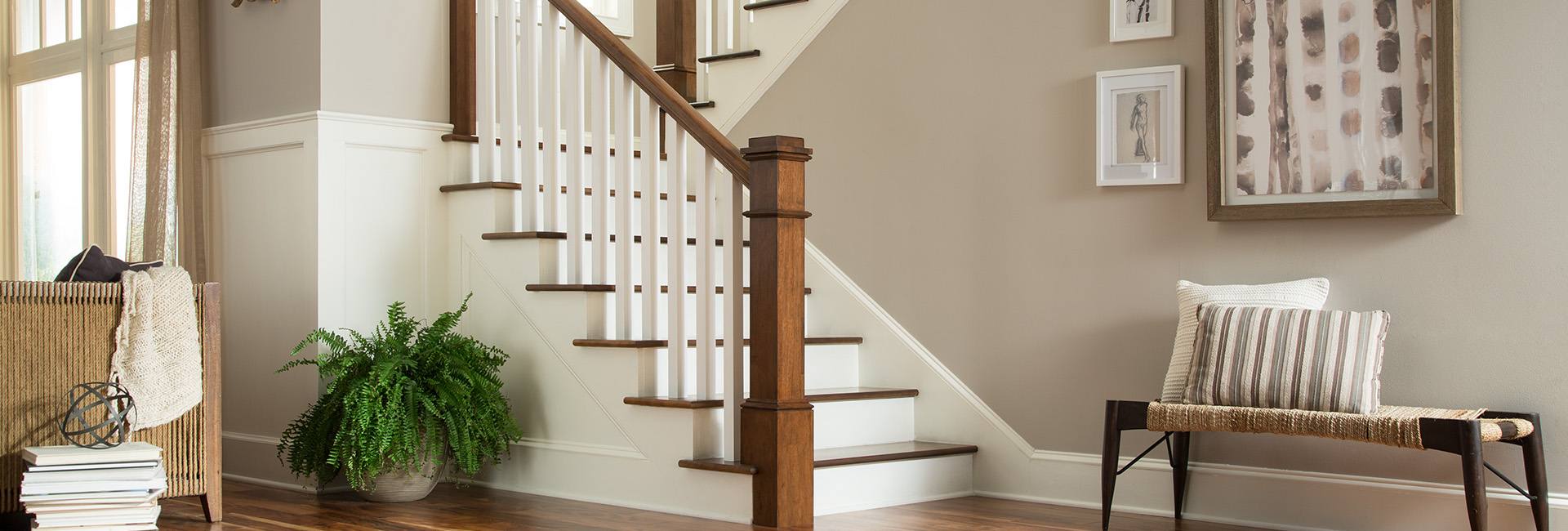 beautiful stair systems and parts